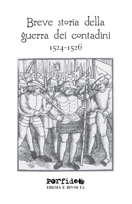 Breve storia della guerra dei contadini 1524-1526